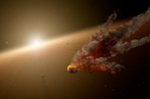 KIC 8462852: LA SUPPOSÉE STRUCTURE EXTRATERRESTRE EST TRÈS MYSTÉRIEUSE