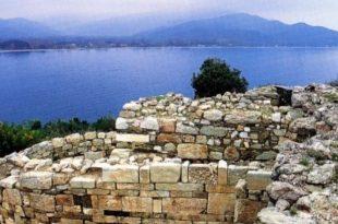 Le tombeau du philosophe Aristote peut-être découvert