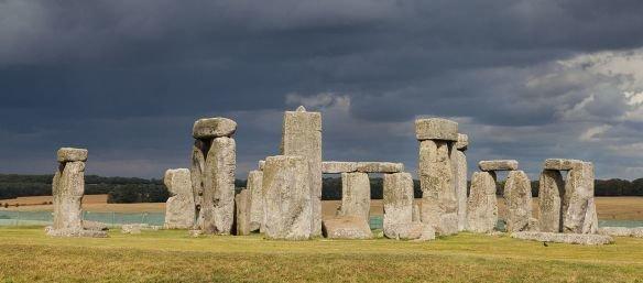 Stonehenge semble mourant