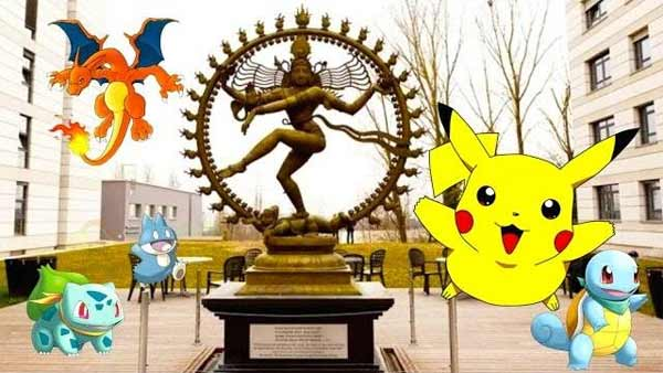 Pokémon-Go 666 lié au CERN: Naissance de la Matrix en Réalité Augmentée