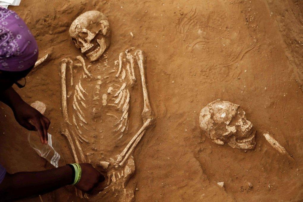 Les chercheurs prouvent l'existence du peuple de Goliath