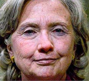 Pour certains américains, Hillary Clinton a réellement des liens avec Lucifer