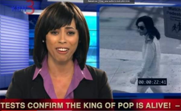 Le roi de la Pop est de retour ! Il révélera tout le 7-7-17 ! (vidéo)
