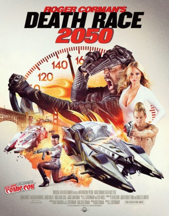 DEATH RACE 2050: UNE NOUVELLE BANDE-ANNONCE RED BAND