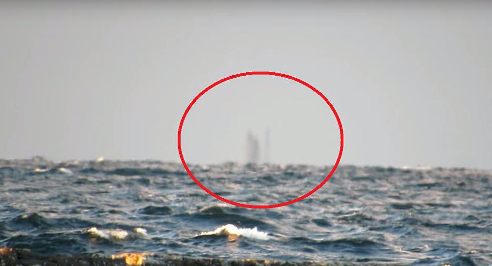 Un bateau fantôme sur le lac Supérieur ?