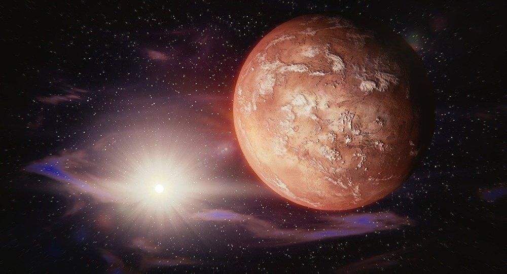 Une collision entre la Terre et Mars n'est pas à exclure