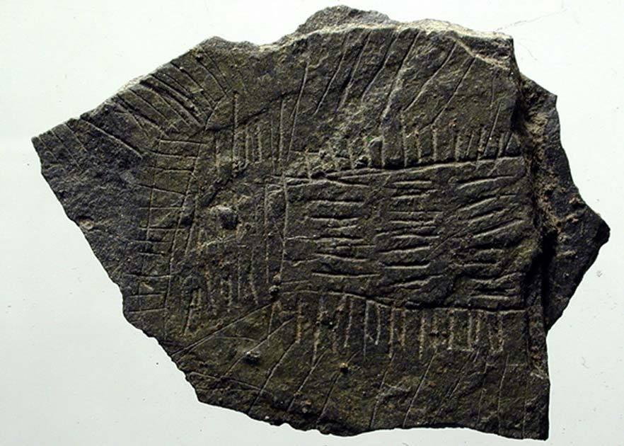 La plus ancienne carte du monde retrouvée au Danemark