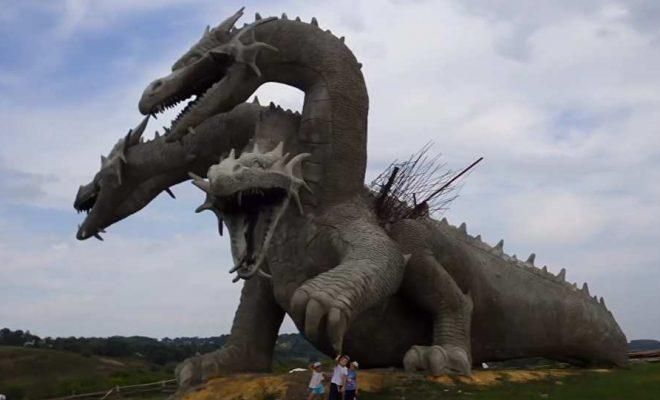 Les dragons auraient bel et bien existé en Sibérie