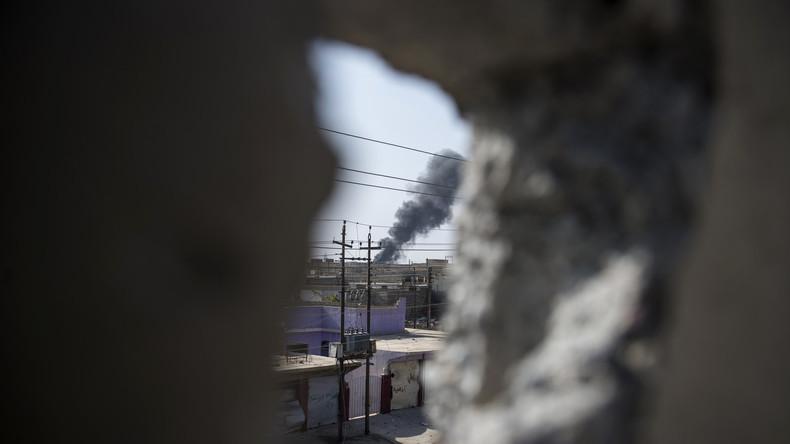 Record largement battu : en Irak, un tireur d'élite canadien abat un djihadiste de Daesh à 3,5 km