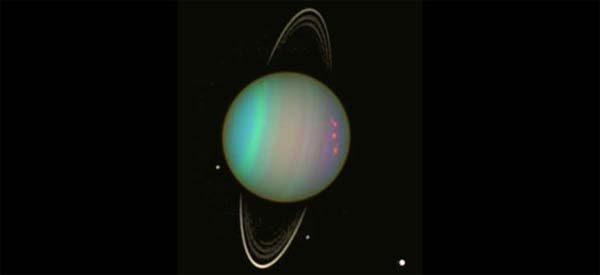 Après toutes ces années, Uranus va avoir un peu de visite