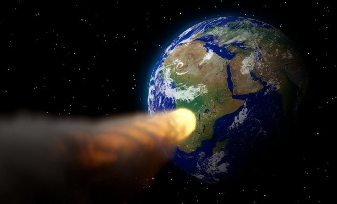 Un astéroïde grand comme la tour Montparnasse approche la Terre