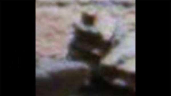 Vidéo: Une femme repérée par le rover de la NASA sur Mars ?