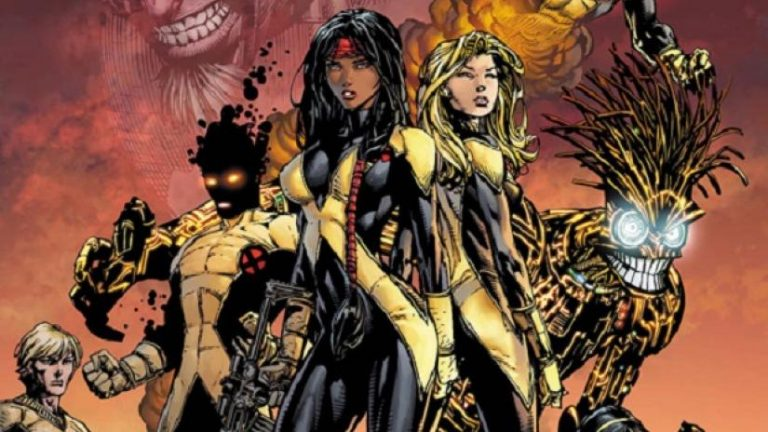 X-MEN: THE NEW MUTANTS: UNE VERSION HORREUR DE L'UNIVERS DE MARVEL