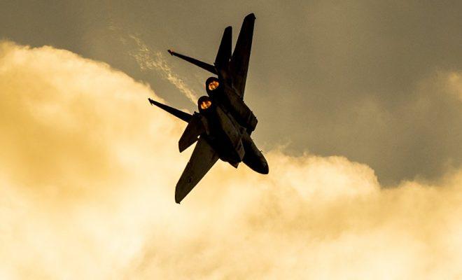 Des F-15 dépêchés pour un mystérieux aéronef repéré aux USA