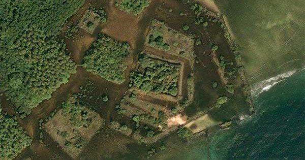 Vidéo: Une ancienne cité découverte en plein coeur de l'Océan Pacifique