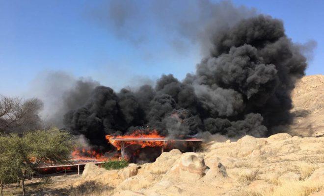 Pérou: 10 ans après sa découverte, un temple vieux de 4 700 ans est parti en fumée