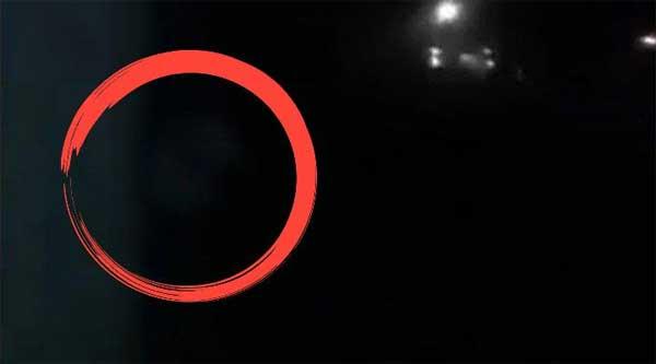 Possible rencontre extraterrestre prise en vidéo