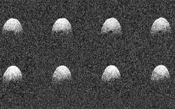 L'astéroïde géocroiseur potentiellement dangereux est encore plus gros que ce que nous pensions