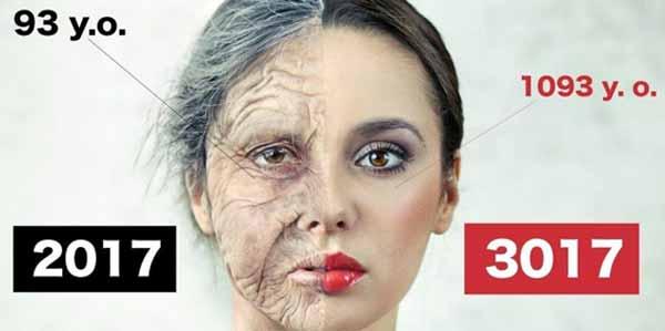 Si vous êtes encore en vie dans 30 ans, vous pourriez vivre jusqu'à 1 000 ans