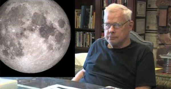 """Vidéo: Ex-pilote de la CIA : """"250 millions de citoyens vivent à l'intérieur de la Lune"""""""