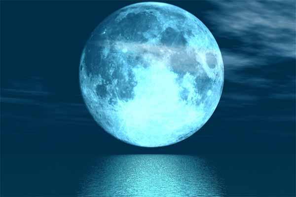 Le 31 janvier 2018, pour la première fois depuis 150 ans, une Eclipse Lunaire coïncidera avec une Lune Bleue