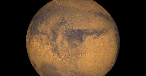 Mars est balayée par de mystérieuses tempêtes de neige