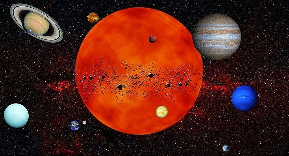 Une étoile errante mystérieuse à l'origine d'anomalies dans notre Système solaire?