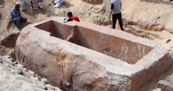 Une cité et une nécropole vieilles de 7.000 ans découvertes en Egypte