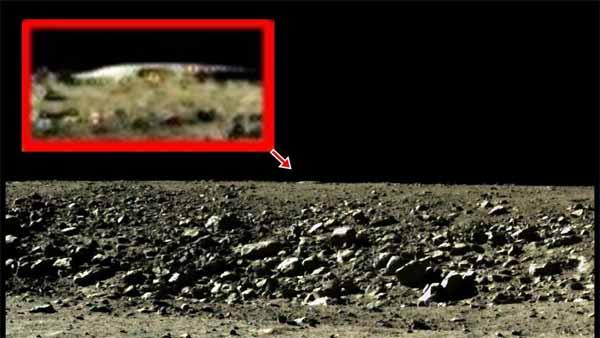 Vidéo: La Chine a photographié une soucoupe volante sur la Lune