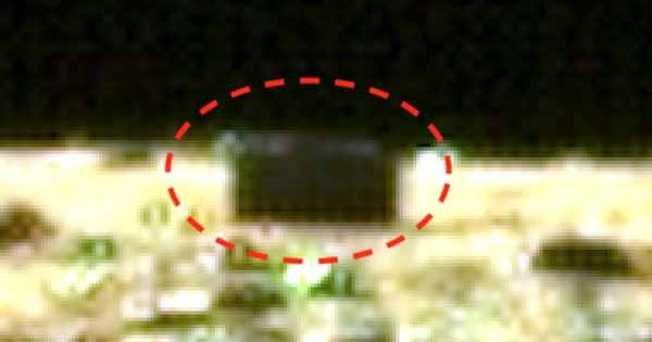 Vidéo: Un Cube Noir Extraterrestre trouvé sur la Surface de la Lune dans des photos Chinoises