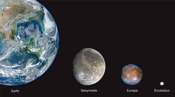 Il peut y avoir de la vie dans le système solaire selon des experts