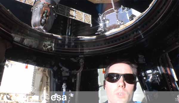 Vidéo: Thomas Pesquet et les dangers de l'ISS