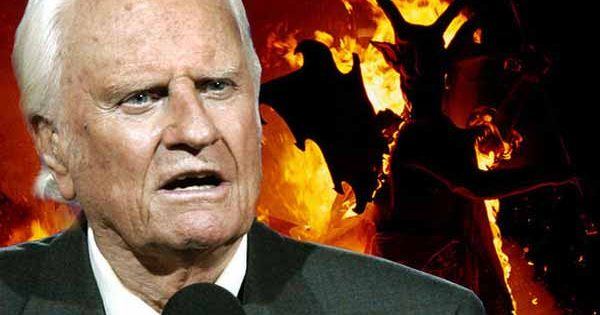 """Décès du célèbre évangéliste Billy Graham à 99 ans qui avait dit """"L'Antichrist se dévoilera bientôt tandis que la FIN DU MONDE approche"""""""