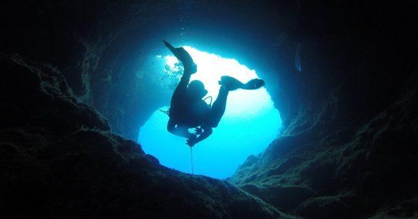 Ce que cache une grotte submergée au Mexique
