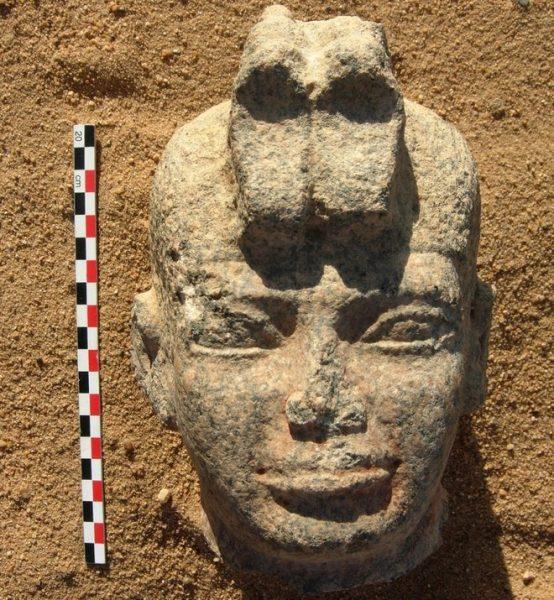Une statue du monarque «bien aimé du dieu solaire Râ» découverte au Soudan