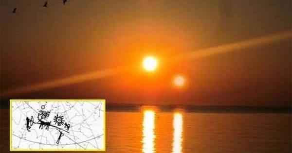 Vidéo: Gravure de Burzahom : ancienne représentation énigmatique de ce qui semble être 2 objets énormes dans le ciel