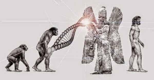 Le Cataclysme de Nibiru, Les Anunnaki Et La Planète X