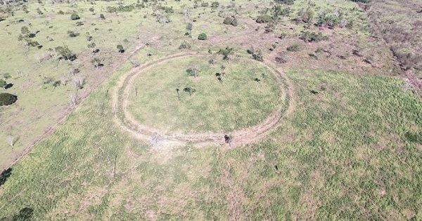 Une civilisation ancienne et inconnue découverte dans la forêt vierge amazonienne