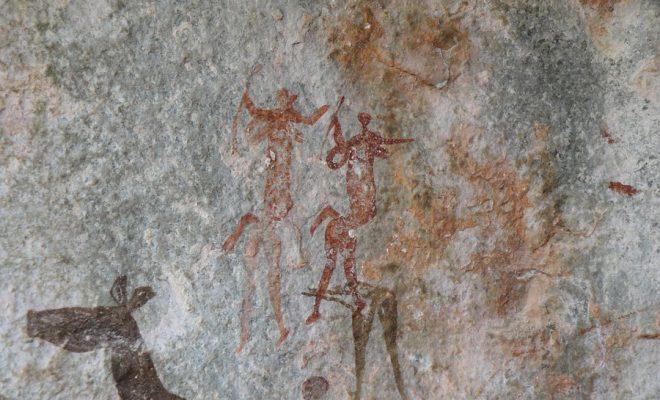 Les plus vieilles peintures rupestres jamais découvertes n'ont pas été réalisées par notre espèce