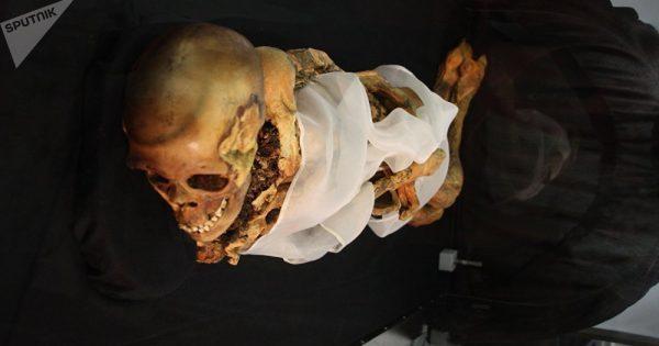 Le FBI éclaire le mystère entourant une momie égyptienne vieille de 4 000 ans