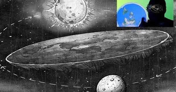 Vidéo: Defakator : La Terre est plate. C'est toi t'es rond.