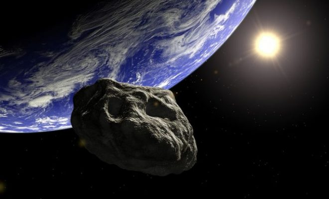 2010 WC9 : un gros astéroïde a frôlé la terre mardi