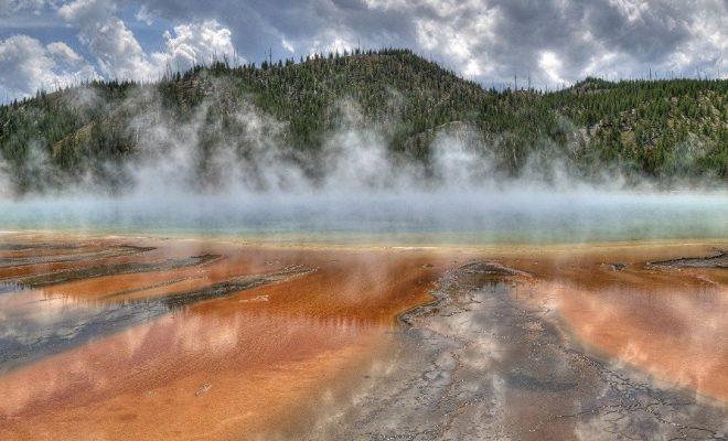 À Yellowstone, le plus grand geyser du monde présente une activité suspecte