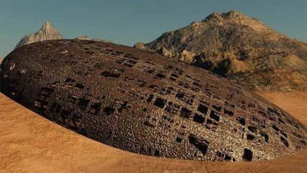 Vidéo: Une équipe spécialisée d'experts a découvert dans le Grand Canyon un OVNI qui y repose depuis plus de 4000 ans