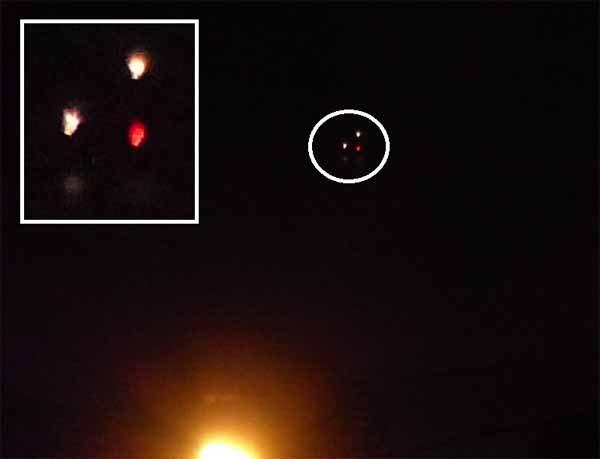 Un OVNI triangulaire observé à Saint-Pierre sur l'île de la Réunion