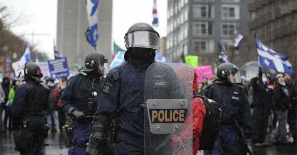 """Québec : La police de la pensée """"anti-rumeurs"""" pour protéger les Migrants"""