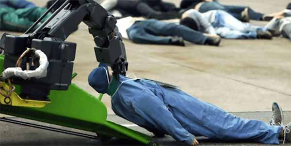 Vidéo: L'armée U.S. a conçu un robot qui carbure en consommant des être vivants