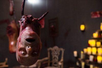 Minutes to Midnight: affiche et trailer pour le film d'horreur macabre