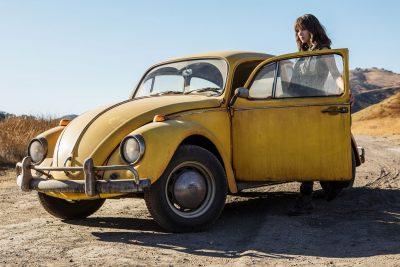 Bumblebee: la bande-annonce officielle du spin-off de Transformers