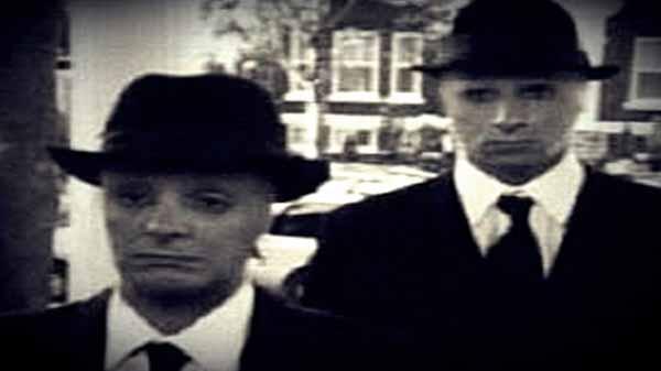Vidéo: D'étranges Hommes en noir interrogent des habitants en Pennsylvanie